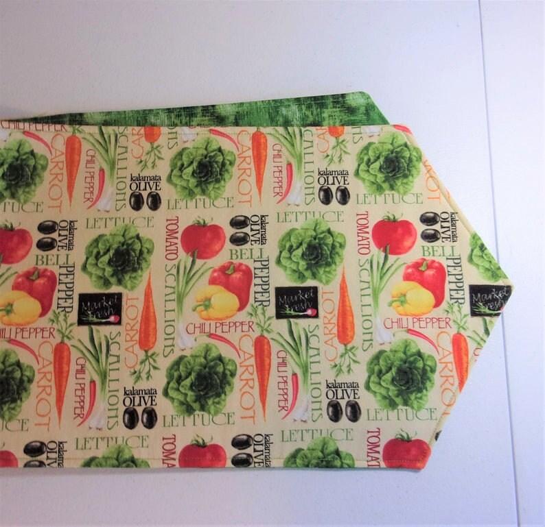 Easy Care Reversible Trivet Insulated Vegetables Garden 10 x 10