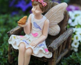 """Fairy Anna (2.75"""") for the Fairy Garden"""