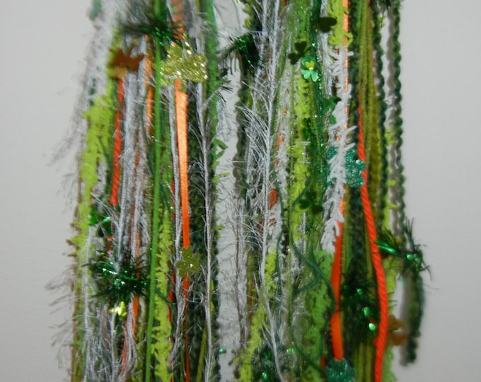 Turbo's Fairy Wigs -  Luck O'the Irish (TYDF-017) Made to Order