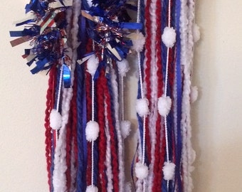Turbo's Fairy Wigs -  The Red, White and Blue! (TYDF-023) Made to Order
