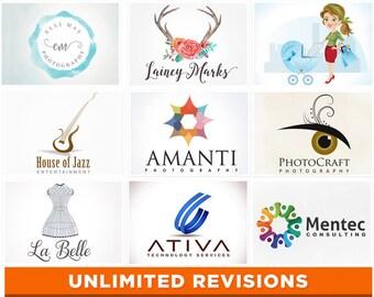 Logo Design, Custom Logo Design, Logo, Logos, Custom logo, Business Logo, Creative logo, Logo Design Service, Photography Logo, Shop Logo.