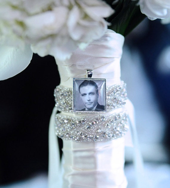 Bridal Bouquet Charm Wedding Bouquet Charm Bridal Charm Photo Etsy