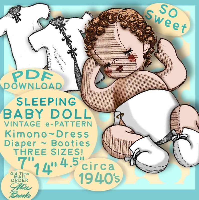 11b1887583d161 SÜßE BABY DOLL e Muster 14 7 45 Zoll Puppen