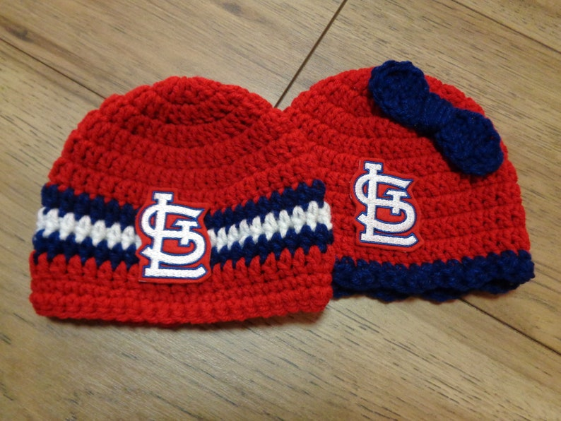 St. Louis STL Caps  Made To Order by Charlene St. Louis image 0