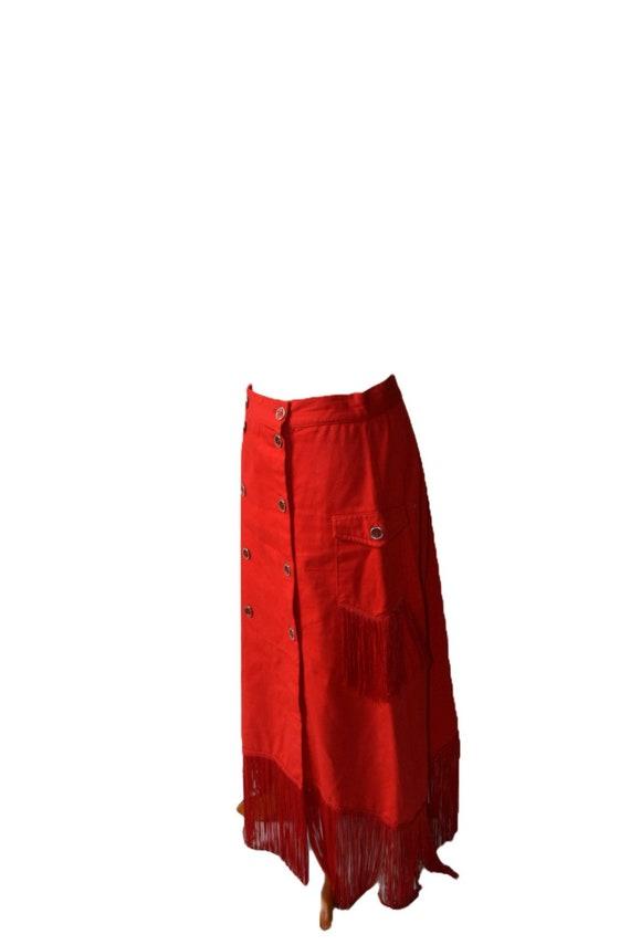 Western 2-Piece Skirt/Jacket Set - image 4