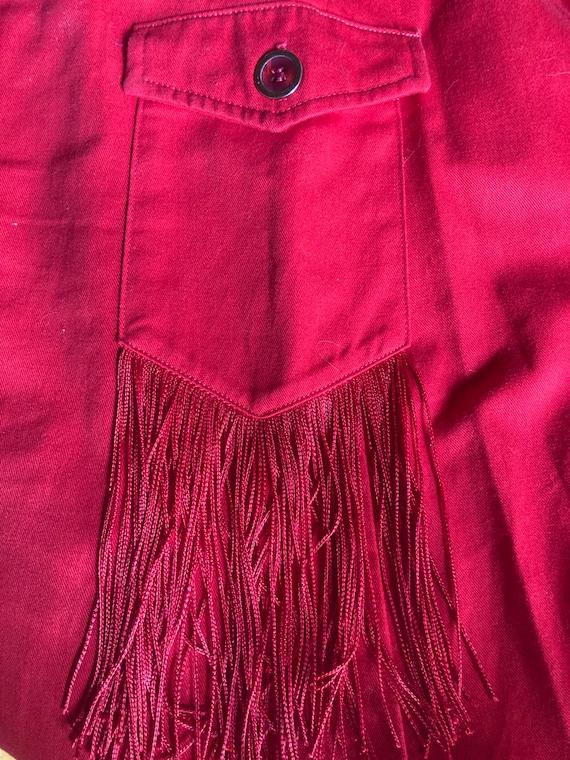 Western 2-Piece Skirt/Jacket Set - image 7