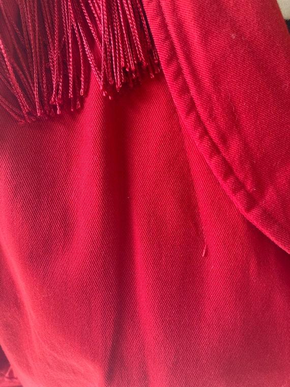 Western 2-Piece Skirt/Jacket Set - image 6