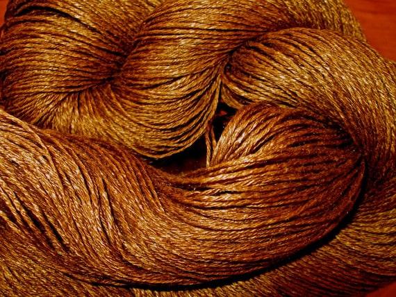 100 gramos Himalaya reciclado rojo suave punto tejer hilado de Sari de seda tejido 1 madeja