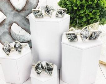 Diamond in the Rough White Buffalo Ring