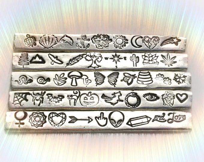Custom Stamped Name Ring, Birthday, Anniversary, zodiac, team, number