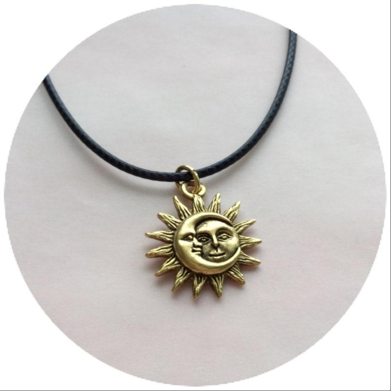 51adb809d5e0b Sun Moon Choker necklace