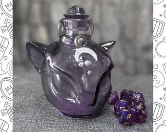 Darkvision Potion Dice Box | Resin