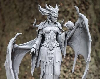 Lilith Diablo Statue