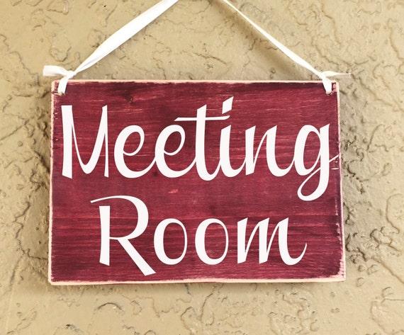 meeting room custom wood sign 8x6 please do not disturb sign etsy