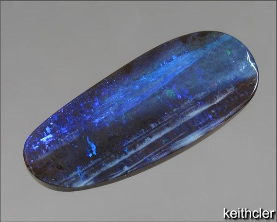 Boulder Opal - 14mm x 35mm