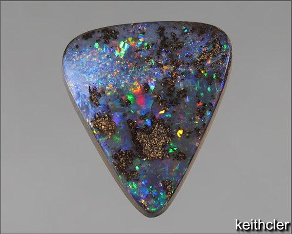 Boulder Opal - 17mm x 19mm