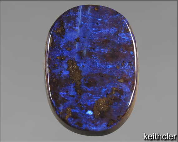 Boulder Opal - 16mm x 22mm