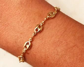 da290a3f2 Gucci Link Bracelet Gold Filled Gucci Link Bracelets Gucci Links Gucci Link  Gold Filled Bracelet Gucci Link Bracelets Gold Filled Bracelets