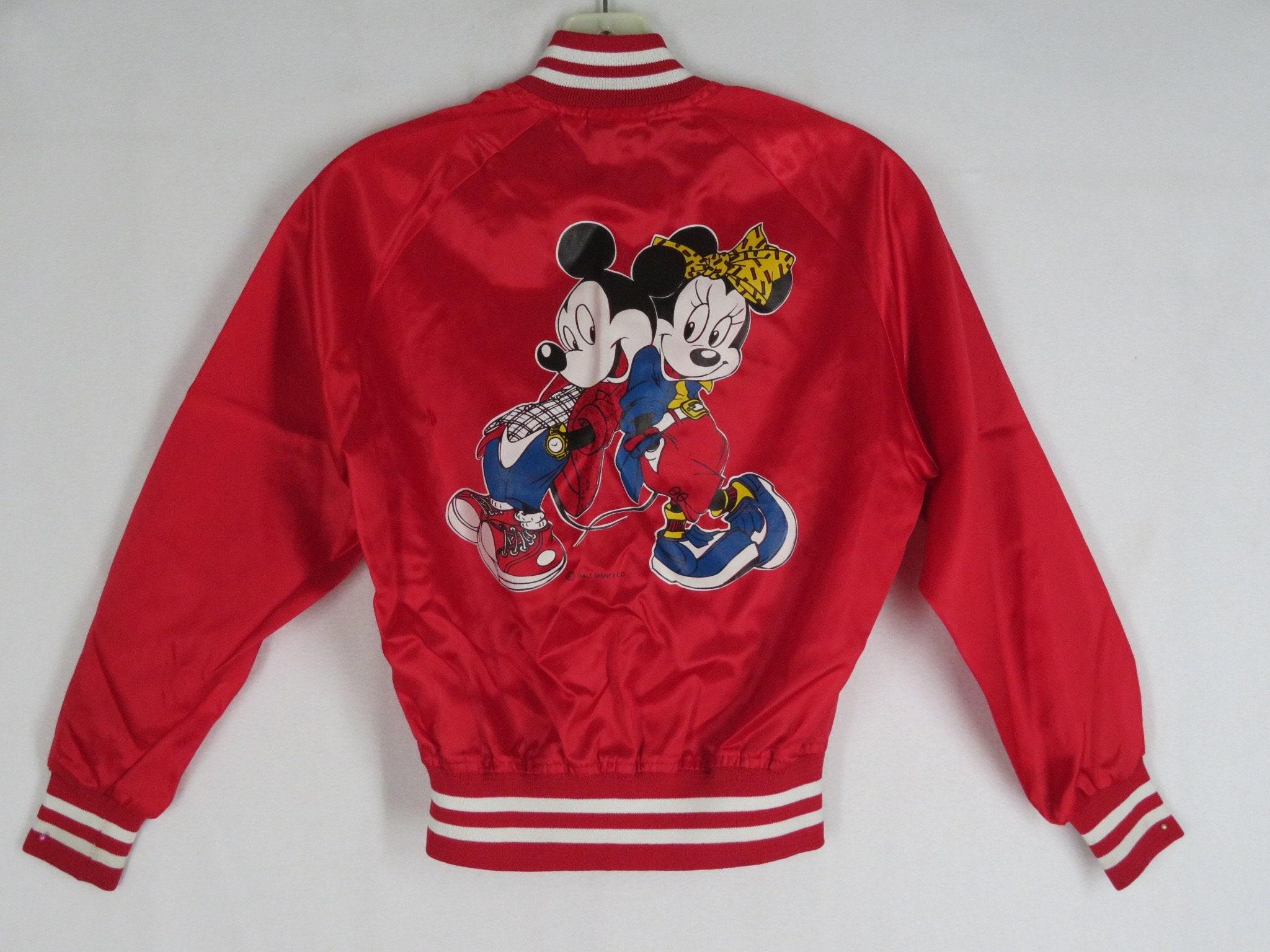 Pink Disney Mickey /& Minnie Mouse Bandana Handerchief Black White New Red