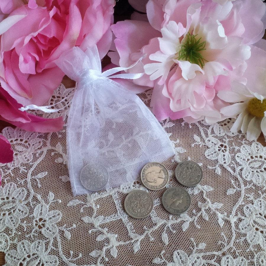 Etsy Wedding Gifts: Wedding Sixpence Wedding Gift Wedding Token