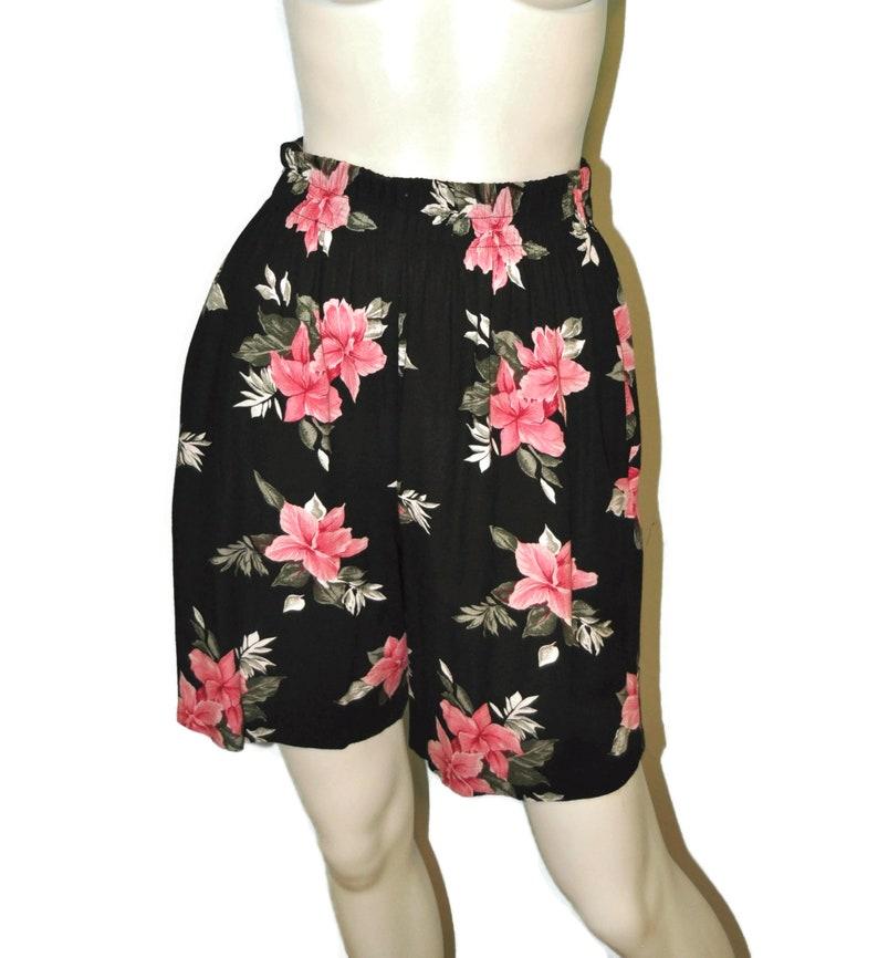 long flowy shorts