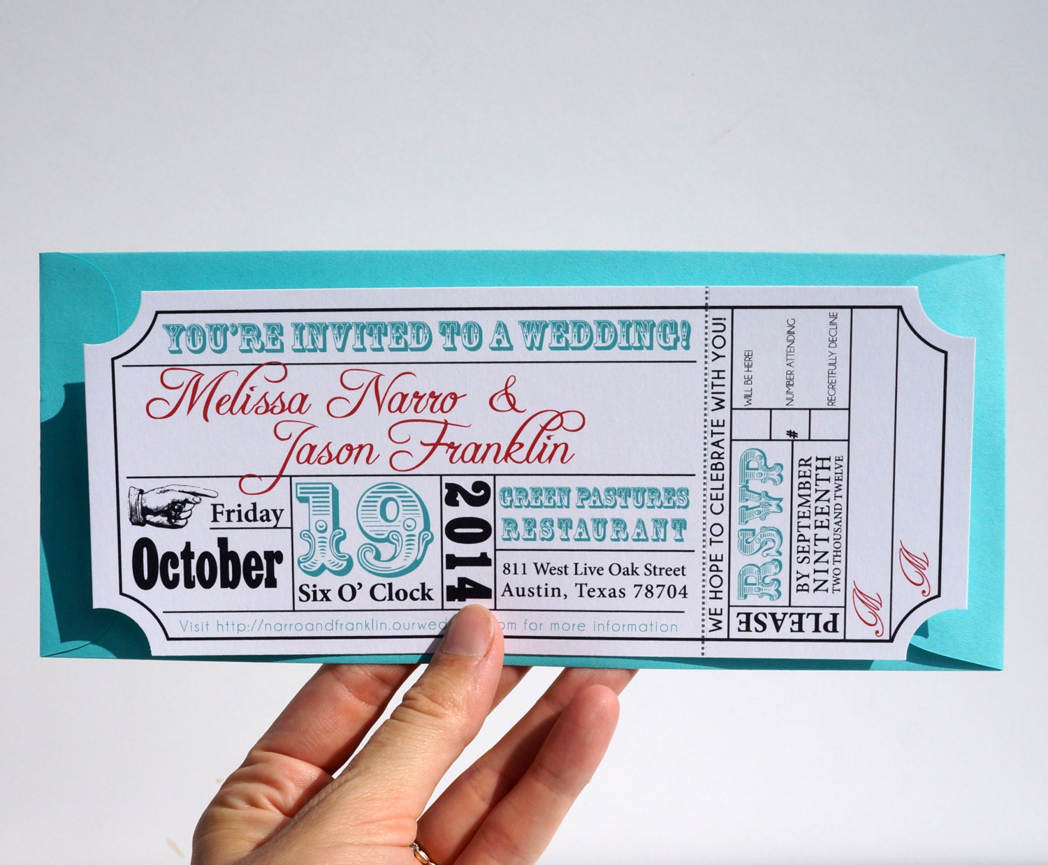 Exelent Golden Ticket Wedding Invitations Frieze - Invitations ...