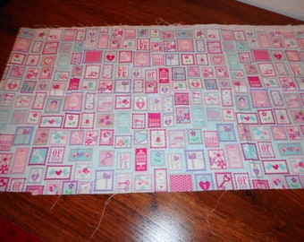 """Cotton Fabric Cotton Fabric Riley Blake 11"""" by 42"""" Item 588"""