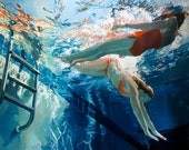 Dive in Float: LARGE FORMAT Limited Edition & Various sizes
