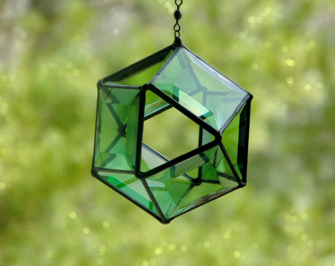 3D Glass Suncatchers