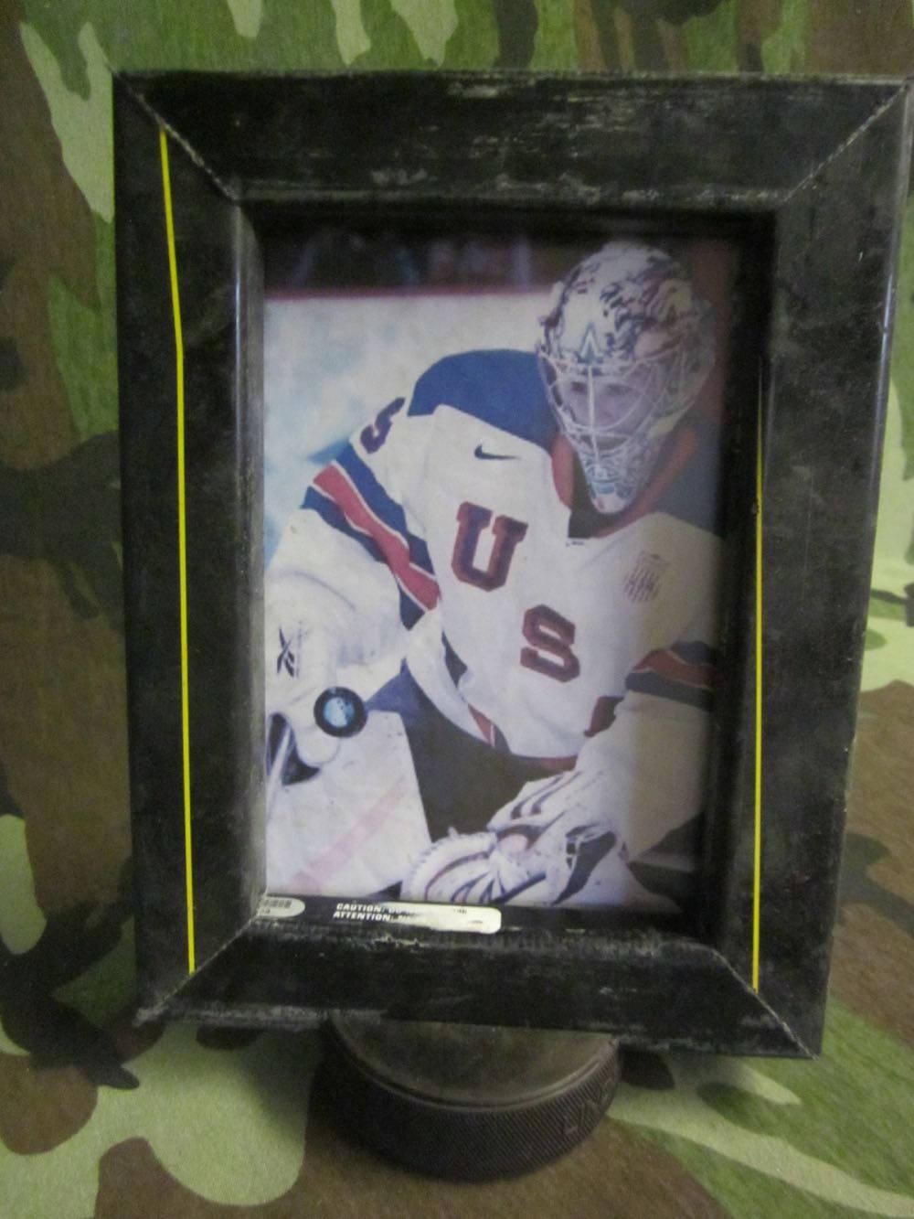 5 x 7 Hockeyschläger Bilderrahmen