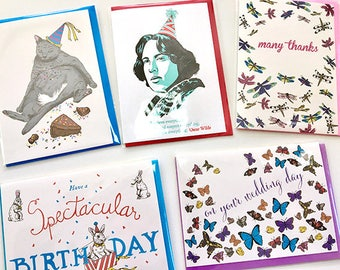 BUY 5 cards -choose your own assortment