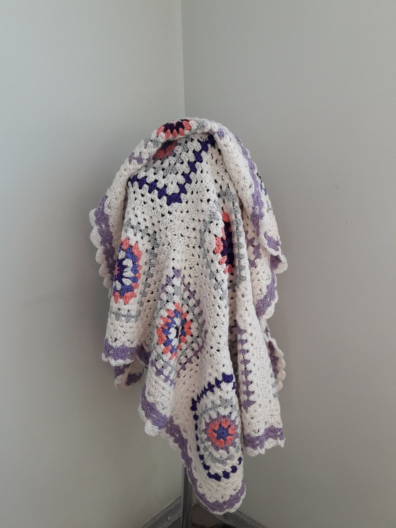Stroller blanket Winter Blanket  Blanket Crochet Blanket Baby Afghan Baby shower gift Newborn blanket blanket newborn