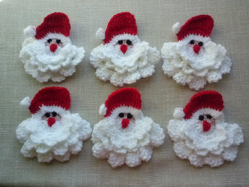 Gnomo Di Natale Decorazione Di Natale Alluncinetto Nave Etsy