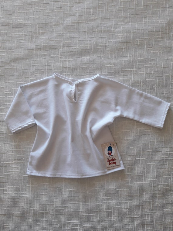 Boys linen shirt white linen shirt Boy baptism outfit Baby  4adf4ad8cc8