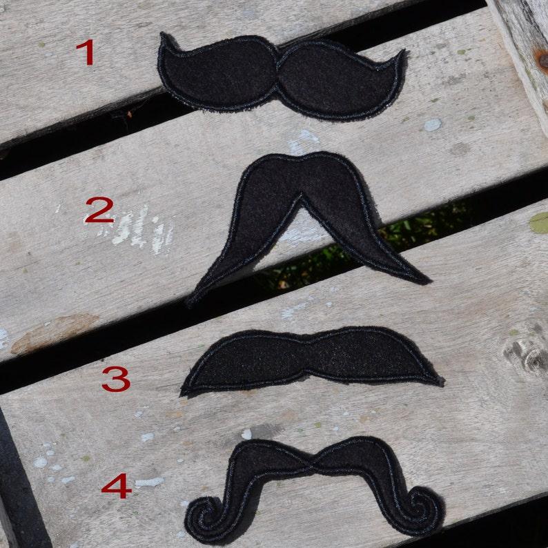 Sock Monkey with choice of Mustaches Sock Monkey Stache Movember Sock Monkey