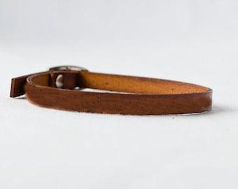Keep F-ing going- Single Wrap Bracelet