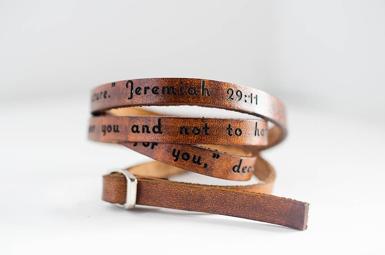 For I know the plans I have for you Jeremiah 29:11  Ultra image 0