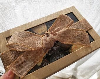 18 Chocolate Eclipse Truffles