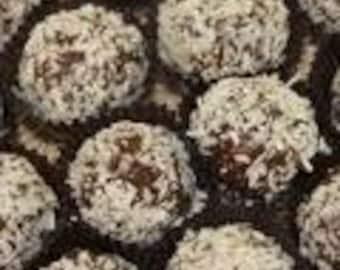 Vegan Agave Truffles