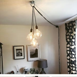 Plug In Chandeliers Easy to Install Elegance   Lamps Plus