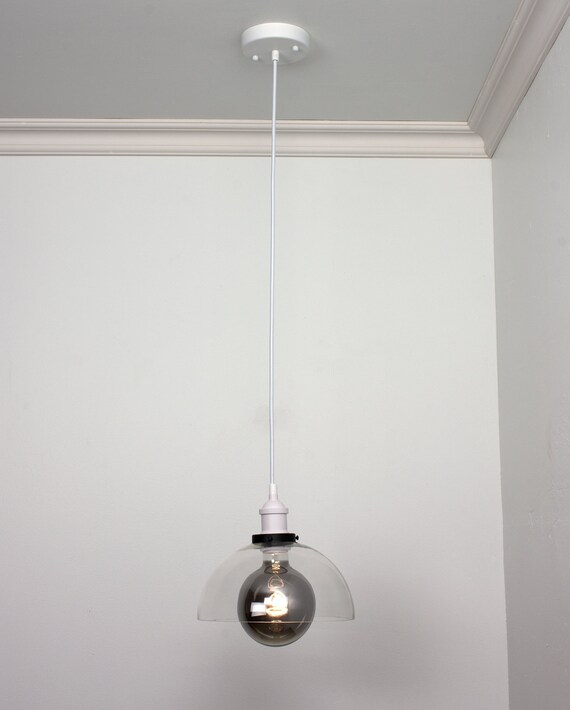 Moderne Glas Schatten Rauchbirne Pendelleuchte Lampe Küche Insel  Deckenleuchte Beleuchtung Custom Hangout Beleuchtung Ha; f Globus Kuppel  Schatten