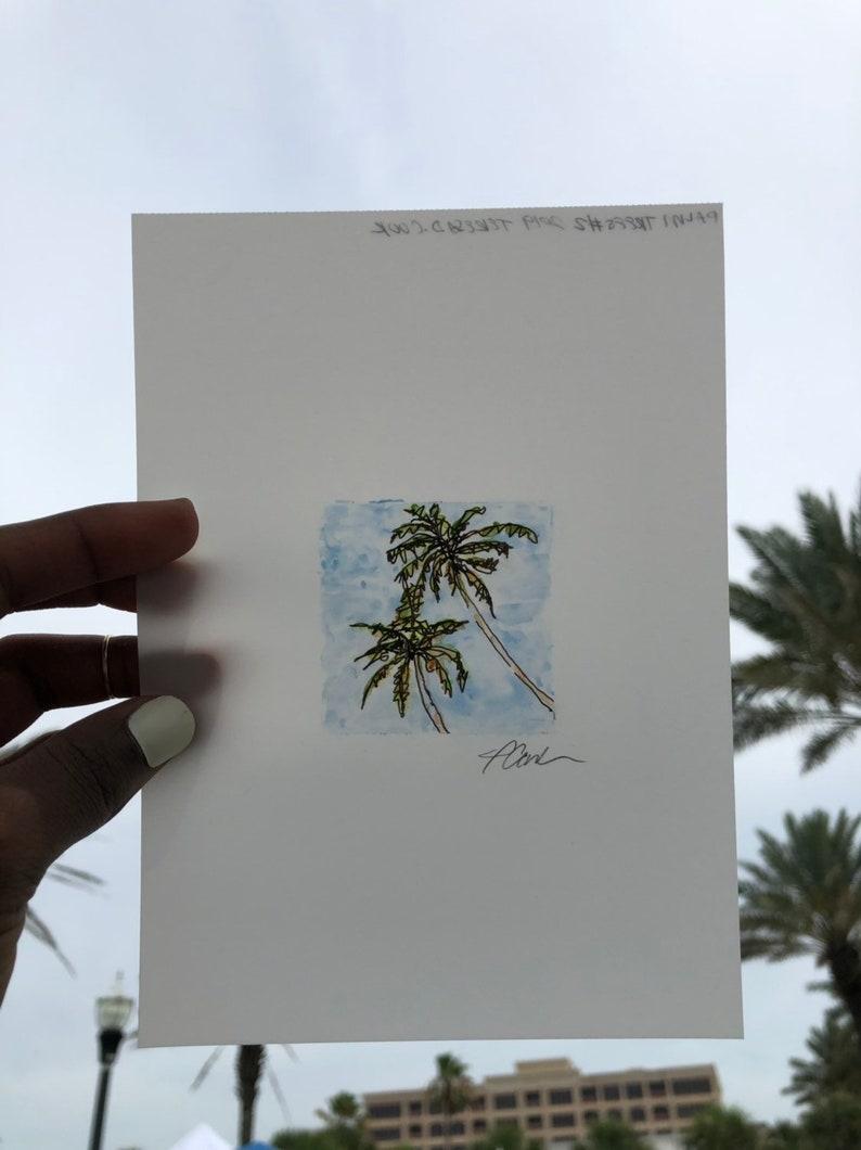 Palm Trees 2 original image 0