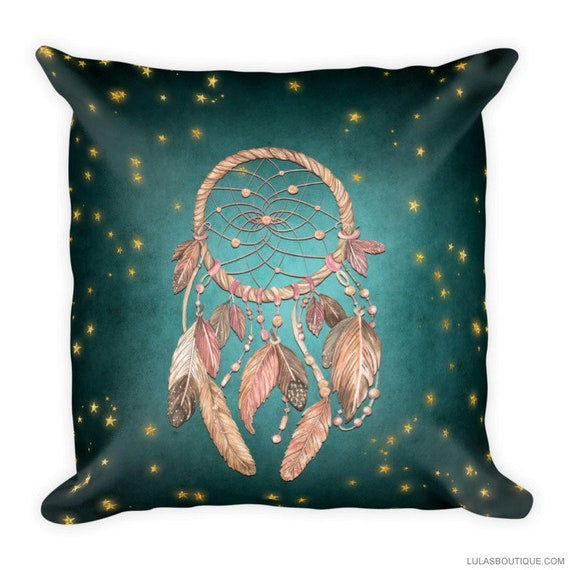 Dreamcatcher Stars Premium Pillow