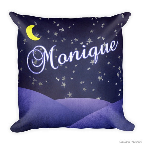Personalized with your name Premium Pillow