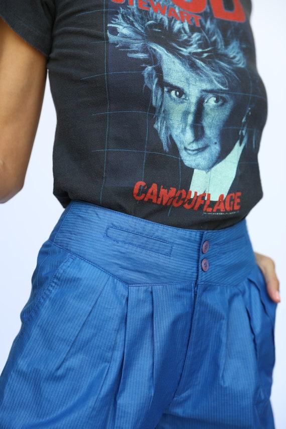 Vintage Rod Stewart Tshirt / Tour Rock Tee / Conc… - image 2