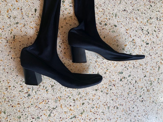 1960s Pan-T Mod Legging Boots / Mod Boots / All i… - image 8