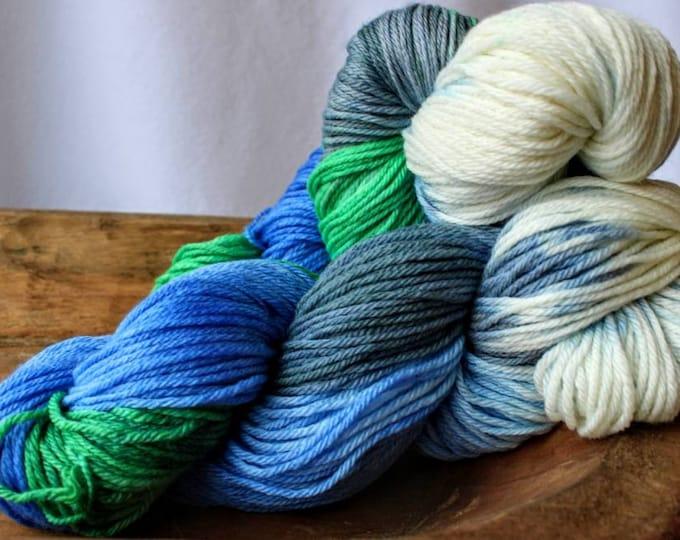 Spring Mountain Sock Yarn