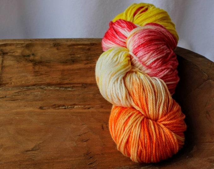 Flower Power Sock Yarn