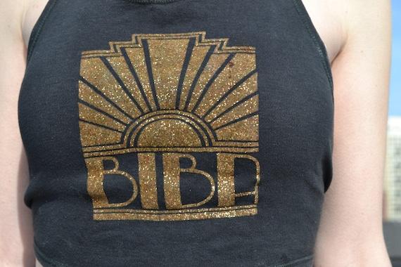 vintage BIBA halter top!  1970s!  fabulous!