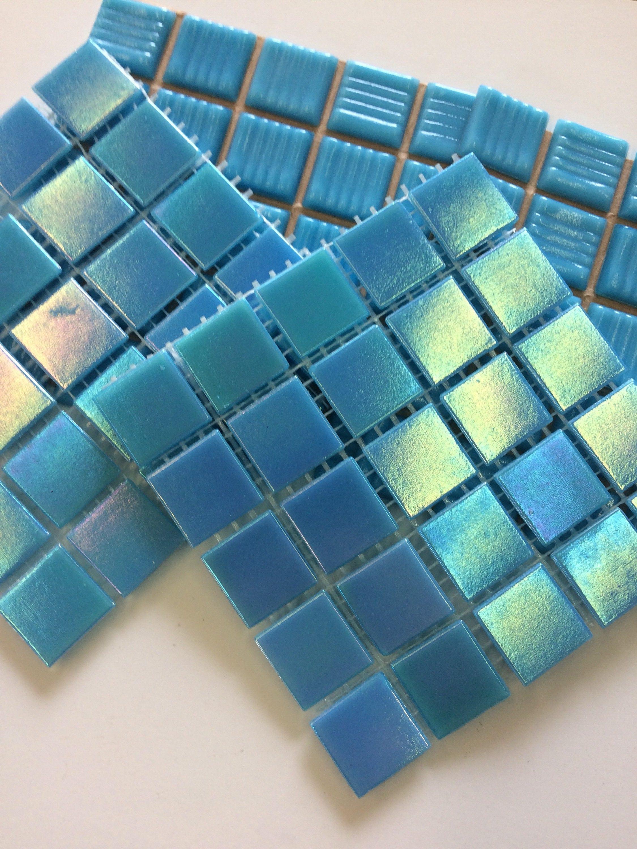 WA1606-0 Turquoise Iridescent 3/4\